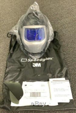 1 Each 3M Speedglas 06-0100-30iSW 9100 Series Welding Helmet with ADF 9100XXi