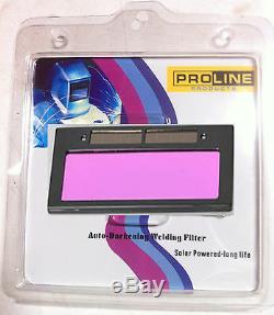 3-11 Size 4-1/4 x 2 Auto Darkening Welding Lens Filter cartridge Shade 3-11