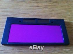 3/12pro 4-1/4 x 2 Auto Darkening Welding Hood Lens Filter Shade 3/12 Fixed 12