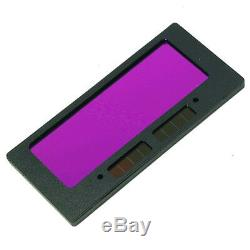 3-9 New 4-1/4 x 2 solar Auto Darkening Welding Lens Filter Shade #9