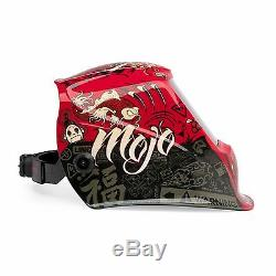 3350 Series MOJO Auto Darkening Welding Helmet K3101-3