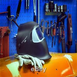 3M 100V Speedglas Welding Helmet 100 with Auto-Darkening Filter Shades 8-12