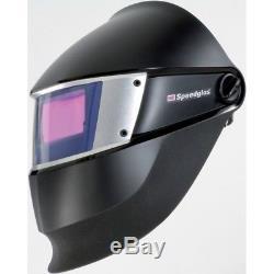 3M 701120 Speedglas SL Welding Helmet / Mask Auto Darkening Filter Shades 8 12