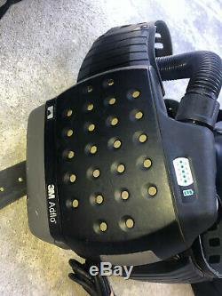 3M ADFLO SPEEDGLAS 9100FX With Adflo Respirator Kit WELDING