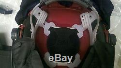3M Auto Darkening Welding Helmet/Grinding Shield L-505 L-156 Supplied Air Vortex