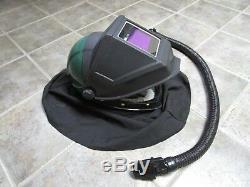 3M L-950 Welding Hard Helmet With L-156 Auto Darkening L-122 Breather & More
