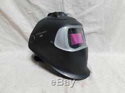 3M SPEEDGLAS 07-0012-31BL-QR 100 QR Series, Auto-Darkening Welding Helmet
