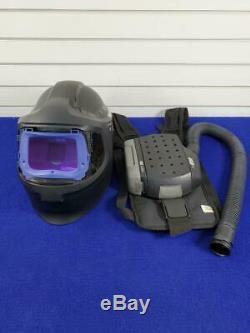 3M SPEEDGLAS 9100 MP Welding Helmet with 9100XX ADF and Adflo PAPR (388)