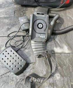 3M SPEEDGLAS ADFLO MOTOR Powered Air Respirator, Housing & Charger