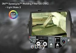 3M SPEEDGLAS G5-01 Upgrade Kit Welding Helmet, Lens Filter Excludes ADFLO PAPR