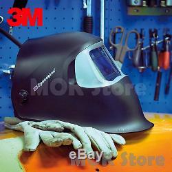 3M Speedglas 100 Auto Darkening Filter 100V Welding Helmet 3M Speedglas 100
