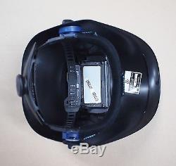 3M Speedglas 100 Black Welding Helmet with Auto-Darkening Filter 100V
