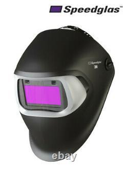 3M Speedglas 100V Auto Darkening Welding Helmet, TIG, MIG, MMA