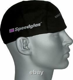 3M Speedglas 100V Welding Helmet, Shade 8-12 + Beanie + 2 Outer & 1 Inner Lenses