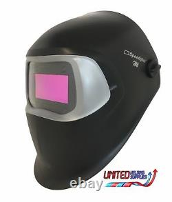 3M Speedglas 100V Welding Helmet shade 8 to 13