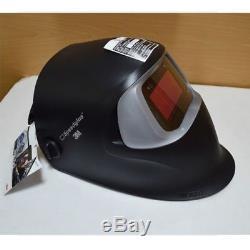 3M Speedglas 100v Black Auto Welding-Helmet Darkening Filter TIG goggles mask