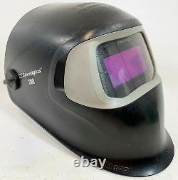 3M Speedglas 3M100 Automatic Auto Darkening Filter Lens Welding Helmet