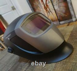 3M Speedglas 9002Nc Auto Darkening Filter 2.13X 4.09, Shade 8-12