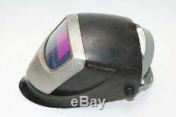 3M Speedglas 9002V Shade 3/9-13 ANSI Z87+ Auto Darkening Welding Helmet