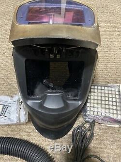 3M Speedglas 9002X Adflo Welding Helmet