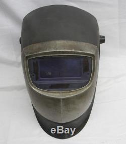 3M Speedglas 9002v Auto Darkening Welding Helmet (CR)