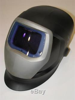 3M Speedglas 9100 Auto Darkening Welding Hood Helmet w Side Windows 9100XX