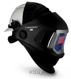 3M Speedglas 9100 FX Welding Helmet & 9100V Auto-Darkening Filter 06-0600-10HHSW