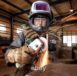 3M Speedglas 9100 FX Welding Shield with 3M Speedglas 9100XX welding filter