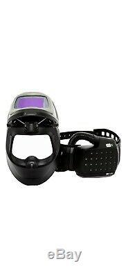 3M Speedglas 9100 MP Air Welding & Safety Helmet with the 3M Adflo PAPR NEW