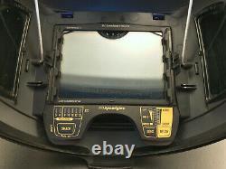 3M Speedglas 9100 MP Auto-Darkening Helmet with 3M Adflo Respirator