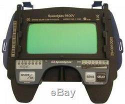 3M Speedglas 9100V Auto Darkening Filter