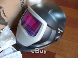3M Speedglas 9100V Auto-Darkening Welding Helmet, Hornell Speedglass