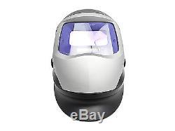 3M Speedglas 9100V Welding Helmet Shades 5, 8-13 Auto-Darkening