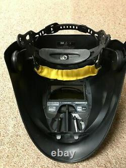 3M Speedglas 9100X Auto Darkening Weld Helmet