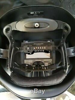 3M Speedglas 9100X Auto-Darkening Welding Helmet