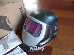 3M Speedglas 9100X Auto-Darkening Welding Helmet, Hornell Speedglass