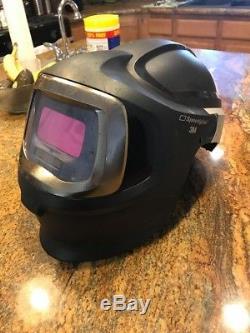 3M Speedglas 9100XX Auto-Darkening Welding Helmet COOL