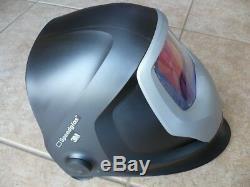 3M Speedglas 9100XX Auto-Darkening Welding Helmet, Hornell Speedglass