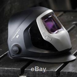 3M Speedglas 9100XX Black Welding Helmet Shades 5, 8-13 Auto-Darkening Free UPS