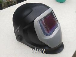 3M Speedglas 9100XX Extra large view auto darkening welding hood