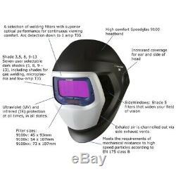 3M Speedglas 9100XX Welding Helmet