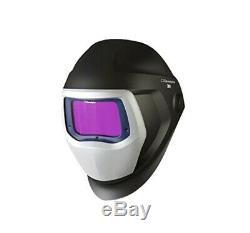 3M Speedglas 9100XX Welding Helmet Extra-Large Size Auto-Darkening Filter ay01