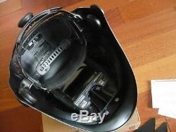 3M Speedglas 9100XXSW Darkening Welding Helmet withSide Windows, Hornell Speedglass