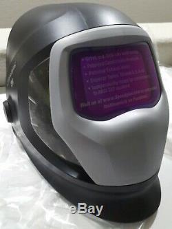 3M Speedglas 9100XXSW Darkening Welding Helmet withSide Windows Speedglass