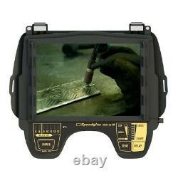 3M Speedglas 9100XXi Auto-Darkening Lens Filter for 9100 Welding Helmet 500026