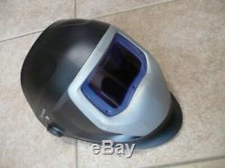 3M Speedglas 9100XXi Auto-Darkening Welding Helmet, Hornell Speedglass