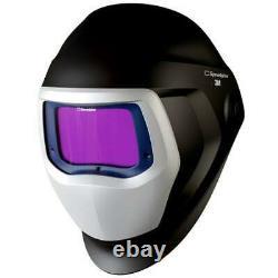 3M Speedglas 9100XXi Auto Darkening Welding Helmet Shades 5, 8-13 TIG, MIG, MMA