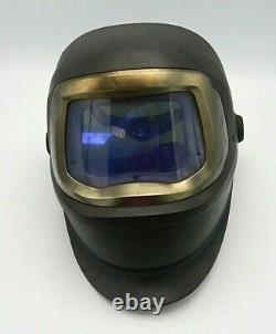 3M Speedglas 9100XXi FX Air Welding Helmet Black Flip-Up withAttachment for Hose