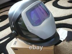 3M Speedglas 9100XXi SW Darkening Welding Helmet, New, Hornell Speedglass