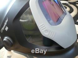 3M Speedglas 9100XXi SW Darkening Welding Helmet withS-Windows, Hornell Speedglass